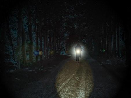energooszczędna lampa rowerowa led