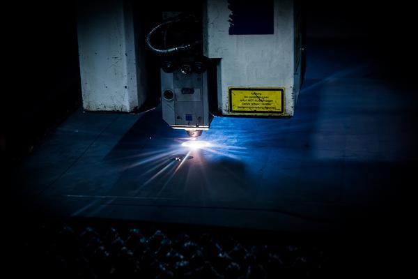 wycinarka laserowa